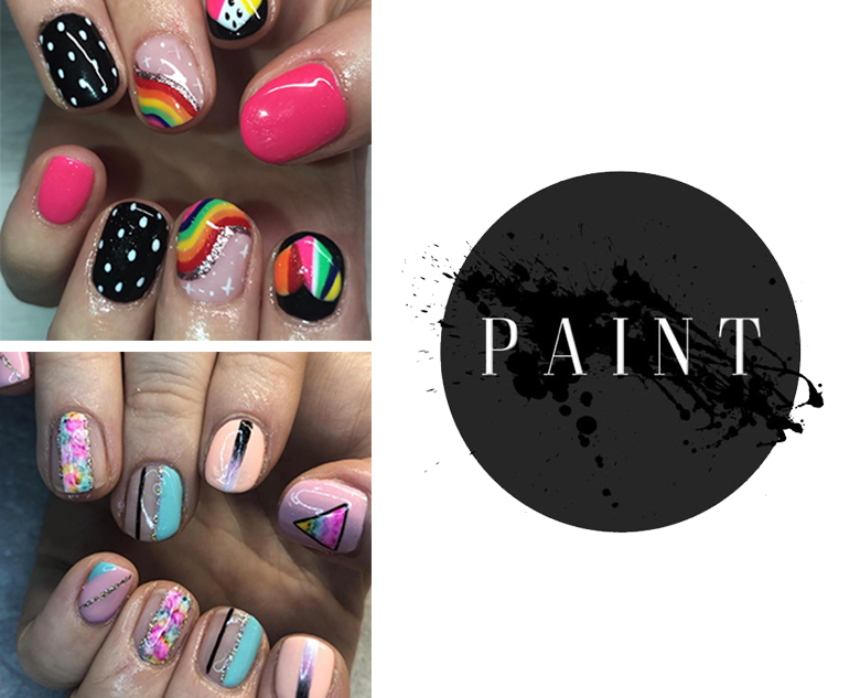 Beginners Double Achievement Gel Art Course with GUESTPAINT