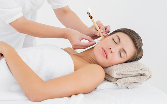 Hopi Ear Candling Training