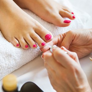 VTCT Level 2 NVQ Award in Providing Pedicure Services