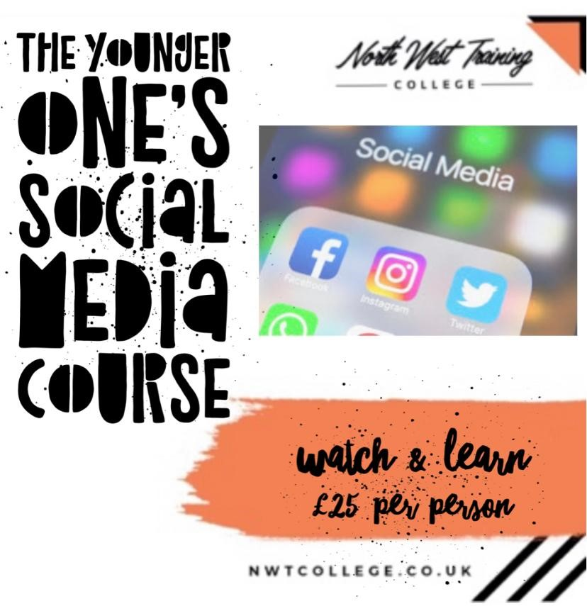 The Younger Ones Social Media