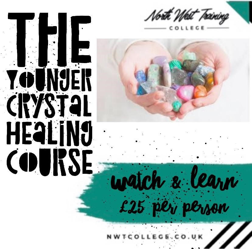 Younger Crystal Healing